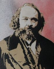 Our good mate Bakunin
