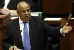 South Africa's Minister of Finance