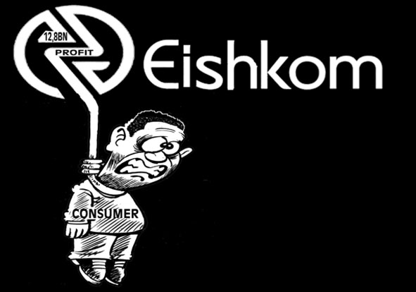 Alternative Needed to Nationalisation and Privatisation: State Industries like South Africa's ESKOM show Working Class deserves better