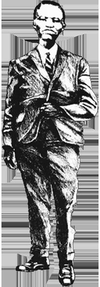 Black Stars of Anarchism: T.W. Thibedi