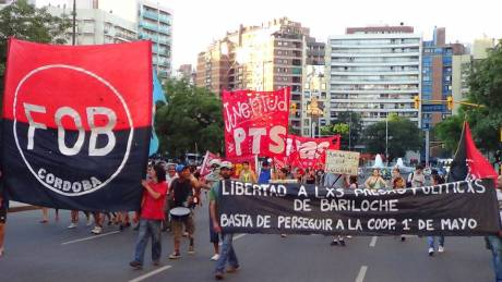 "Freedom for the ""1st of May Cooperative and Social Movement"" [ii]"
