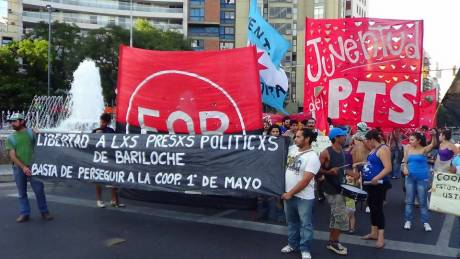 """Freedom for the """"1st of May Cooperative and Social Movement"""""""