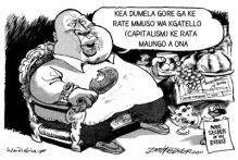 Malema - desserts of capitalism [tswana]