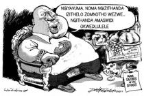 Malema - desserts of capitalism [zulu]