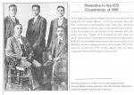 1925 ICU Executive & 1925 Preamble