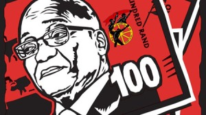 Cosatu used to pump millions of rands to support the ANC's election campaigns
