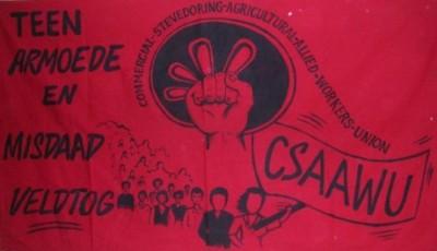 CSAAWU banner