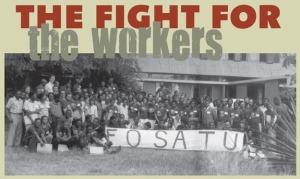 FOSATU founding congress