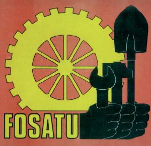 FOSATU Logo