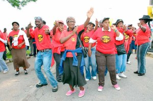 West Rand municipal workers
